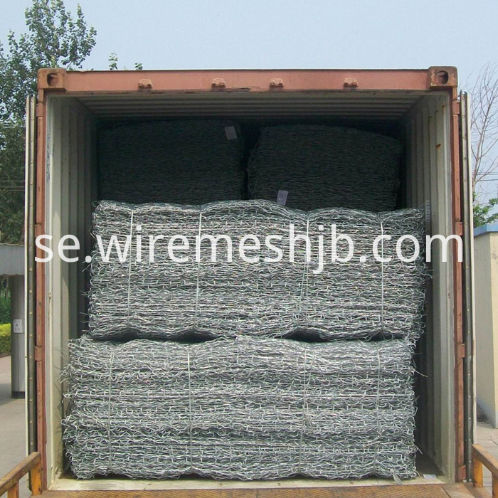 Hot-dip Galvanized Gabions