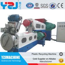 plastic pellet making machine for PP/PE/ABS