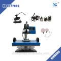 HEISS! 8 in1 Como Heat Pressmaschine HP8IN1