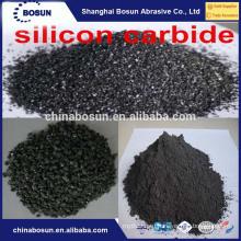 Материала карбида кремния Черного карбида кремния Зернистостью Ф24-F240