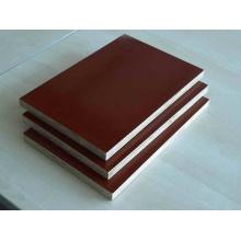 Fábrica de madeira compensada de China alta qualidade com melhor preço de contraplacado fenólico comercial