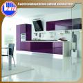 Glossy Wood Kitchen Cabinets (customized)