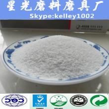 Al2O3 99,9% Corindón / óxido de alúmina fundido blanco 36mesh