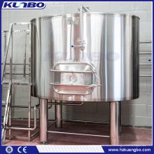 KUNBO Beer Brewery Acero inoxidable Mash Tun & Lauter Tank