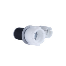 Fiber optic simplex round duct plugs,blank 40mm cable 9-14.5mm duct plugs