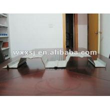 Typée ouverte galvanisé acier plancher decking panneau