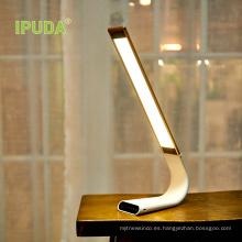 2017 IPUDA Q3 lámpara creativa del estudio del dormitorio del estudiante de las luces led de la manera