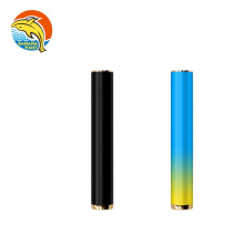 USA bottom micro USB no button 530mah 510 pen batteries S5 free design logo packaging custom cartridge battery
