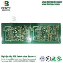 Piastra multistrato a 8 strati IT180 PCB 1oz ENIG 3U