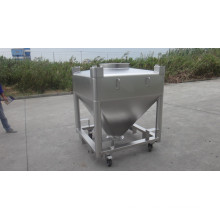 1000L Customized Stainless Steel IBC Tanks