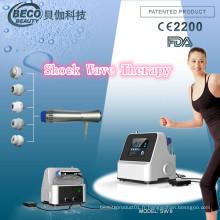 Machine de physiothérapie de vague d'onde de choc d'Acoustiv (SW8)