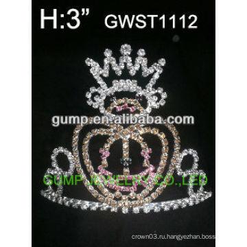Хэллоуин тыква хрустальная корона -GWST1112