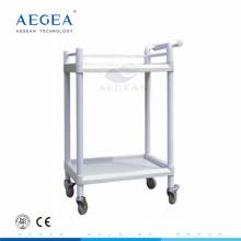 AG-UTA05 Approved hospital utility medical emergency cart trolley