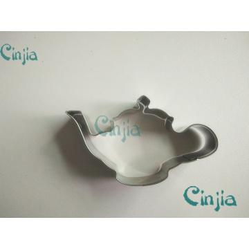 Teekanne Form Top Edelstahl Schokoladenkuchen Schimmel