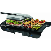 Multi-Functional Grill, 2-in-1 Health Grill and Press Grill