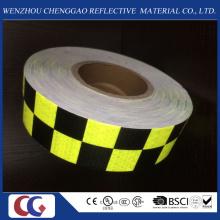 Grid Designs Warning Fita reflexiva de material luminescente