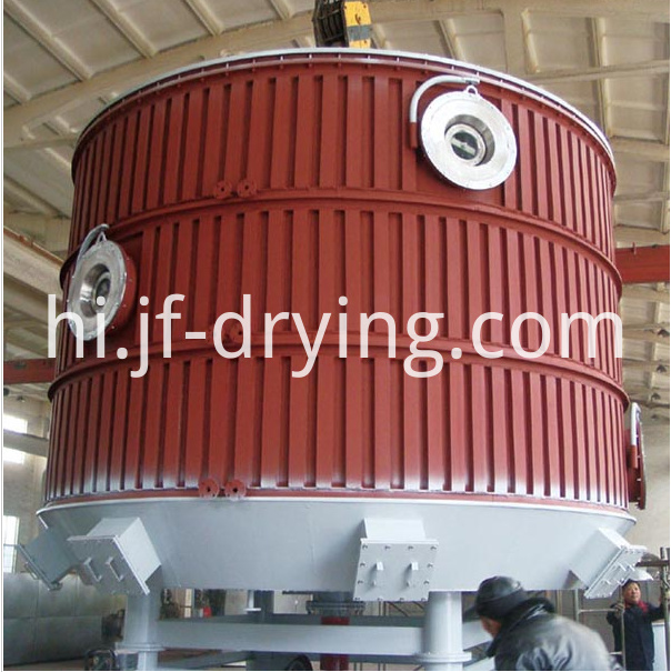Continues plate dryer machine (1)