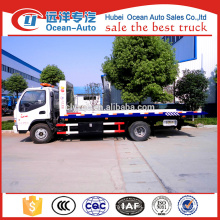 4*2 3000 kgs JAC Flatbed Wrecker Towing Truck for Sale