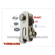 power line distribution hardware hot-dip galvanizing steel clevis electric transmission lines fitting overhead lines fitting