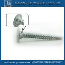 C1022 Parafusos De Perfuração De Aço Revestidos De Prata