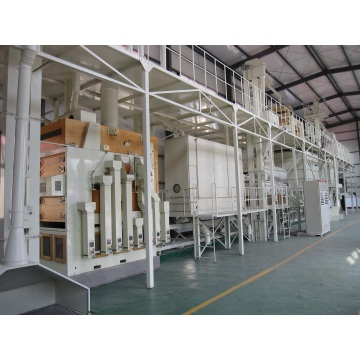 Peeling Shelling Cleaning Porcessing Hulling Awning Line