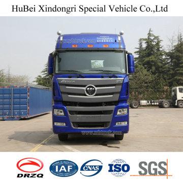 5cbm Foton Daimler Euro 4 6X4 Concrete Mixer Transport Truck