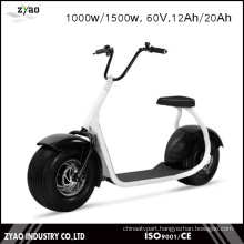 Road 1000W Mobility Scooter Electric Motorcycle City Coco with APP Blue Tooth