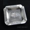 Paris Tour Premium Souvenir Emboss Engrave Logo Cendrier en métal (B5002)