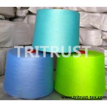100% Polyester filé pour fil à coudre