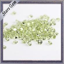 Precio de piedra natural al por mayor de precio pequeño al por mayor de Favorable Peridot