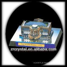 Modelo de construção de cristal maravilhoso H030