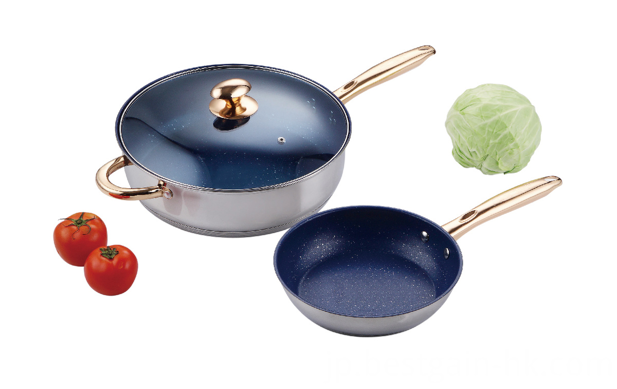 Frying Pan Stainless Steel
