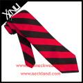 Corbata con la mejor corbata en color rojo Corbata de seda roja