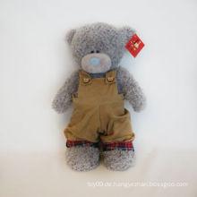 Plüsch UK Style Baby Bär