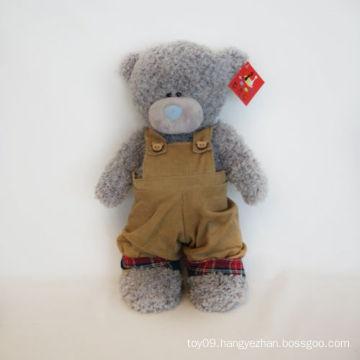Plush UK Style Baby Bear