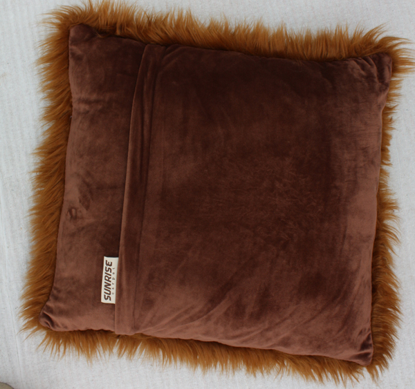 Imitation Fur Cushion