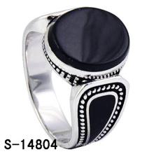 Anillo de joyería de imitación de nueva llegada Plata 925