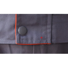Tecido geral de sarja de algodão poliéster resistente a riscos