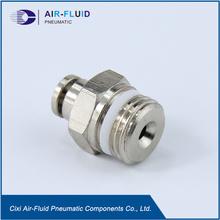 Air-Fluid Brass Push-In - Male Connector