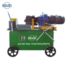 Produced Rebar Screw Used Thread Rolling Machine