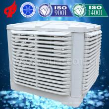 AOSUA Down Discharge Dachmontierte Verdunstungsluftkühler Energieeinsparung