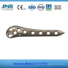 Totalmente abastecido Ce marcado Humerus Neck Locking Plates