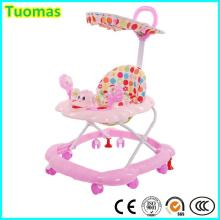 Ce Standard Outdoor Foldable Baby Walker mit Dach