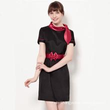 New Fashion Restaurant Waitress Uniforms Food Service Clothing