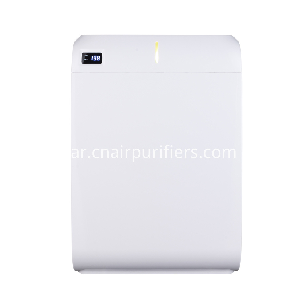 Air Purifier With Humidify Kj518b