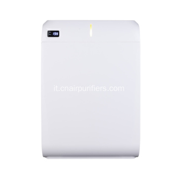 Umidificazione e PM2.5 Display HEPA Air Cleaner