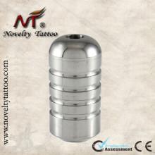 N304015-25mm Grips de aço inoxidável com haste traseira