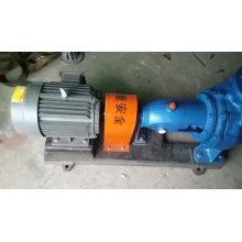 Bomba de agua con motor diesel horizontal serie IS