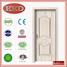 Geschnitzte hölzerne Stahltür JKD-1252 für Schlafzimmer und Haupteingang