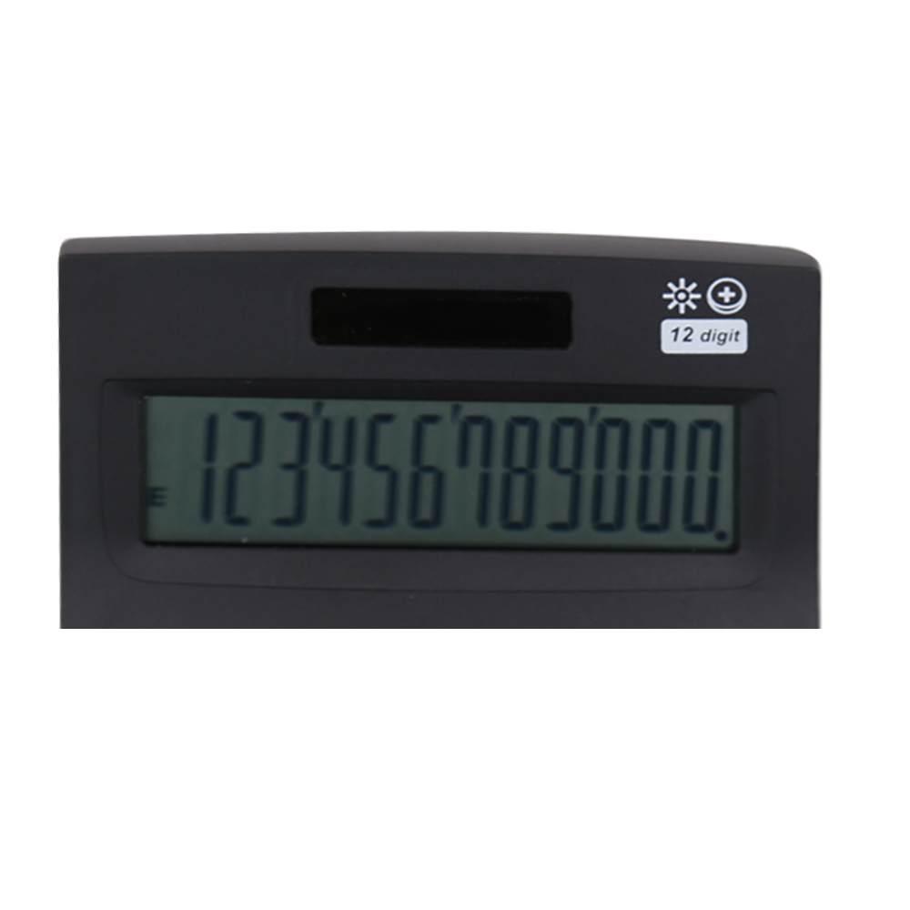 Calculatrice commerciale Business Dual Power Desktop